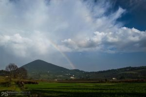 somewhere over the rainbow by akthuro