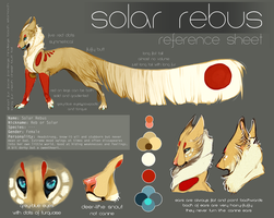 Reference sheet: Solar Rebus by Coalbones