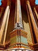 Bangkok Royal Palace 2 by postaldude66