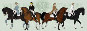 WS Dressage Champs by Tigra1988