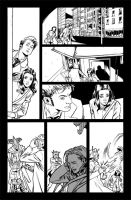 Doctor Who: the Tenth Doctor 2 - pag 16 by elena-casagrande