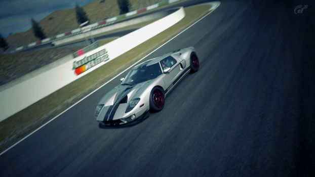 ford gt v 2 by NguyenDynasty