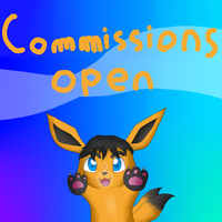 Commissions are open by CeleCrypt