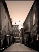..Alley.. by lectral