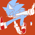 sonic by Lenmeu