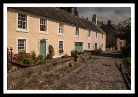 West Green cottages by SnapperRod