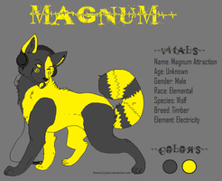 +Magnum Attraction+ by bluesunsetfox