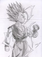 Dbz Drawings by RazorusDBZ