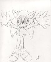 .:The Dissappearance Of Sonic The Hedgehog:. by AzureDreamrealm