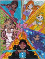 my winx club by PrincipessaSharadin
