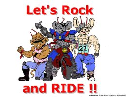 Lets Rock..... and RIDE!!!!! by NM8R-KJC
