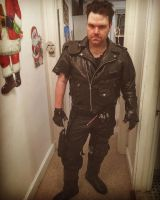 Mad Max Holiday Party Cosplay by kevinbolk