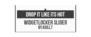 Drop It Like Its Hot WL Slider by kgill77