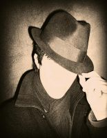 A Man in Hat by insp88
