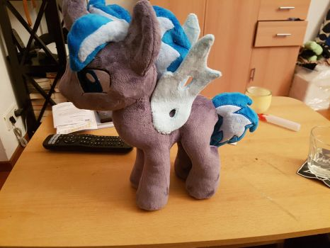 MLP Nightfall Custom Made OC by AlayasYazoo