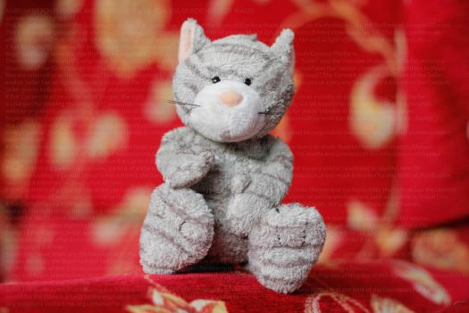 Lecturing Plush Toy by PzychoStock