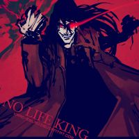 No-Life King by Krad-Eelav