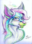 -G- Izzy Bust by BenRusk