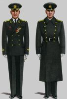 Soviet Army Uniforms 16 by Peterhoff3
