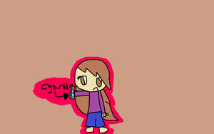 Cyanide And Unhappiness by O-Okillershuppet19