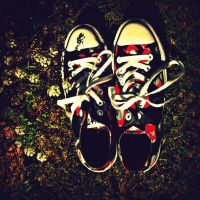 converse. by lovebitesociety