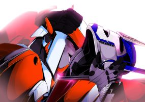 Optimus/Ratchet-Know Me Better by TheSpeed0fLlight