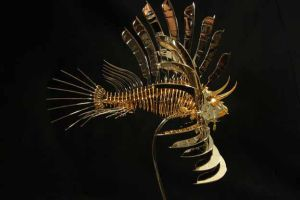 Lion Fish by kunstschmied