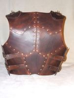 Leather armor - back by Karbanog