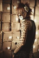 cheetah boy by MiriamBast