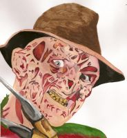 1,2 Freddy's Comin For You by predator-fan