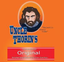 Uncle Thorin's Gold Rice by Gundambaby