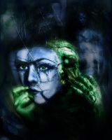 Manifestation of Sin: Envy by DrewtheUnquestioned
