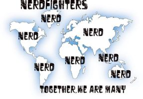 Nerdfighters by Sweets94Candy