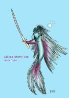 My Fishy Is Betta Than Yours by Meerkatie