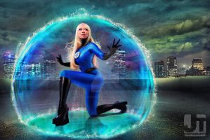 Sue Storm by jaytablante