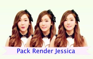 { PACK } Render Jessica SNSD by julietshimji