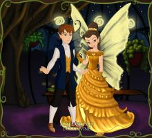 Summer of Disney: Pixie Belle and Adam by Colleen15