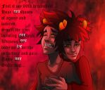 Taste My/Our Suffering by EvilAmishWerewolf