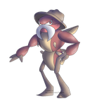 Outlaw FAKEMON by Weyard