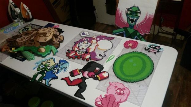 Steven Universe Bead Art for sale by Gr8Beads