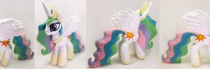 Princess Celestia - more shots by fabricninja