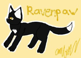 Ravenpaw by neutralchao59