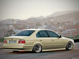 BMW 520 Lowrider by Clipse89