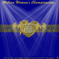 Mobian Woman's World Champion by DJCatt