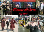 Anime North 2012 DMC by DanteVergilLoverAR