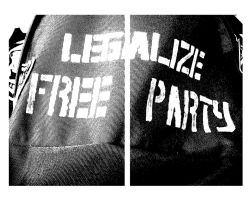 Legalize Free Party by LunacY--FringE