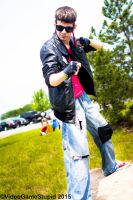 ColossalCon 2015 - Kung Fury(PS) 01 by VideoGameStupid