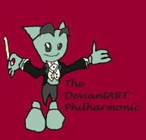 The DeviantART Philharmonic by TheSkull31