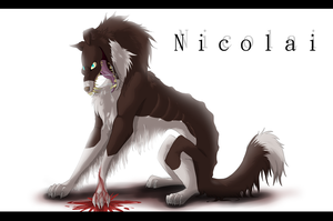 Nicolai by DarkBroken