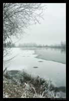 Frozen Lake by kil1k
